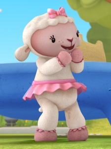 Lenny now Lambie.  Not that there's anything wrong with that.