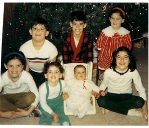 Mays Landing NJ Christmas  1967