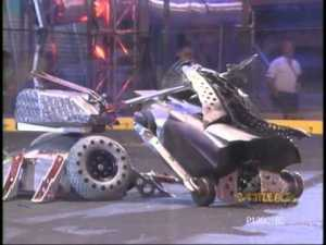 Gettin it on Battle Bots style!